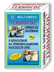Лепило за термоизолационни плоскости TERMOCOL