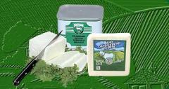 Бяло сирене от козе мляко