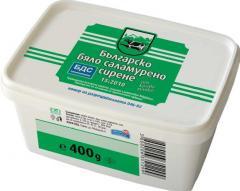 Българско бяло саламурено сирене 400г