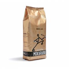Кафе Mokarabia REGAL на зърна 1кг