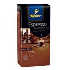Кафе  Tchibo Espresso Milano Style 1кг на зърна