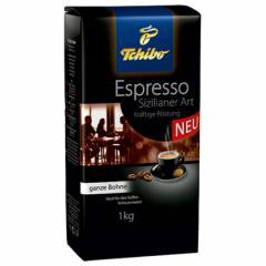 Кафе Tchibo Espresso Sizilian Style 1кг на зърна