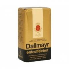 Кафе Dallmayr ENTCOFFEINIERT 250гр мляно, вакуум