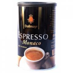 Кафе Dallmayr ESPRESSO MONACO 200гр мляно, мет.