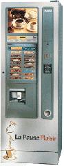 Автомат за топли напитки ZANUSSI Spazio
