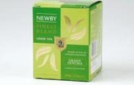 Зелен чай сенча Newby of London