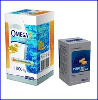 Хранителна добавка  Омега-3