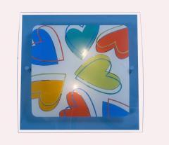 Плафониера Heart 02