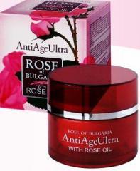 Крем за лице ROSE ULTRA с розово масло