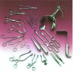 Surgical armaments