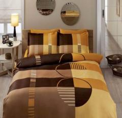 Спален комплект Vision yellow - Delux Saten