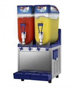 Машина за замразени напитки тип скрежина с две