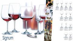 Тънкостенни чаши за вино