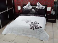 Спален комплект за двойно легло Mirage Black