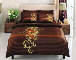 Спален комплект Siena brown - Delux Saten
