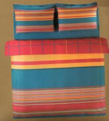 Спален комплект от памучен сатен Nova