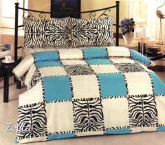 Спален комплект Zebra blue