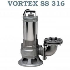 Помпа за дренажна и фекална вода VORTEX SS 316