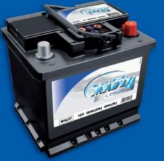Batteries storage lead traction