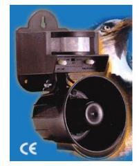 Уред за прогонване на птици, Птицегон
