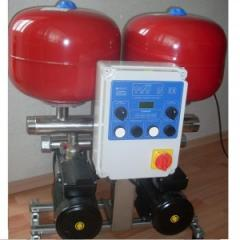 Хидрофорен агрегат с помпа  CO2-GRUNDFOS CH 4-60
