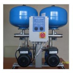 Хидрофорен агрегат с помпа CO2 LOWARA 4HM9/A