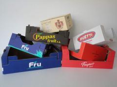 Опаковки за плодове и зеленчуци