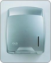 Дозатор (диспенсър) за хартия за ръце ЕКА-хром