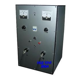 Трансформаторен токоизправител ХКД 12V/200А