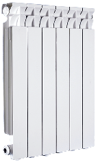 Алуминиев  радиатор FL-A600