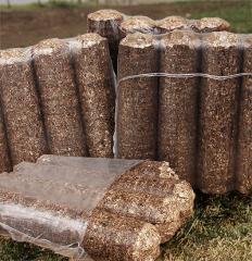 Брикети от дървесина