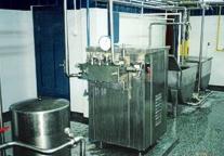 Хомогенизатор на мляко, сокове, кремове, дизелово