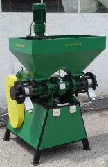 Forages granulator
