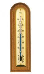Стенен спиртен термометър