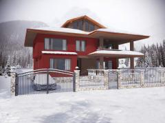 Mock-ups architectural