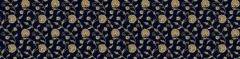 Мокет Монте Карло Десен 85670 цвят NAVY
