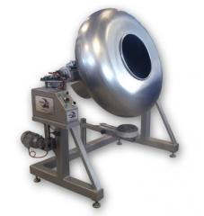 Rolling burner with heater