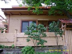 Къща дървена