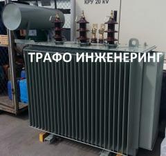 Power oil transformers