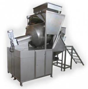 Automatic salting machine from 500 to 900kg/h