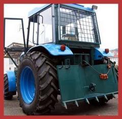 Горски трактори