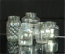 Cups made of plastic, polietilen, rubber