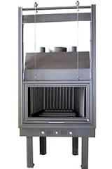 Камина за вграждане - ККТ 20A T80