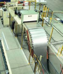 Производство на изделия от ламарина