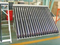 Слънчев вакуумен колектор с 20 тръби SHCMV за