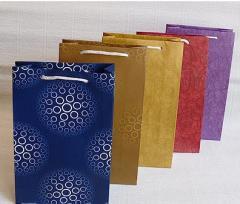 Ламинирани хартиени торбички Елеганс на Пакети