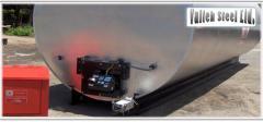 Изграждане и ремонт на резервоари от 5 до 50000