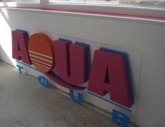 Signboards external