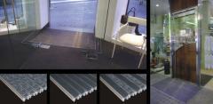 Луксозни алуминиеви изтривалки ZEUS 22mm