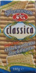 Диетични бисквити Класика Голд